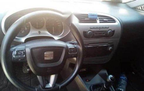 Quiero vender cuanto antes posible un Seat Leon 2010