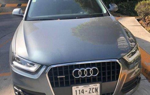 Audi Q3 usado en Cuajimalpa de Morelos