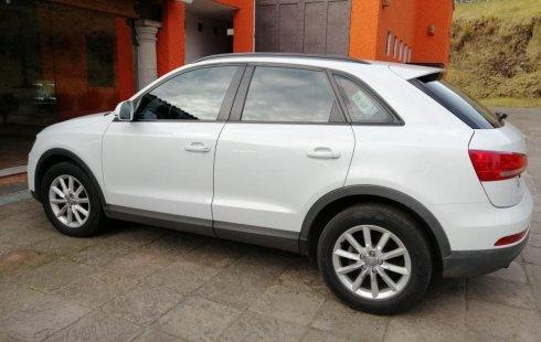 Se vende un Audi Q3 2013 por cuestiones económicas