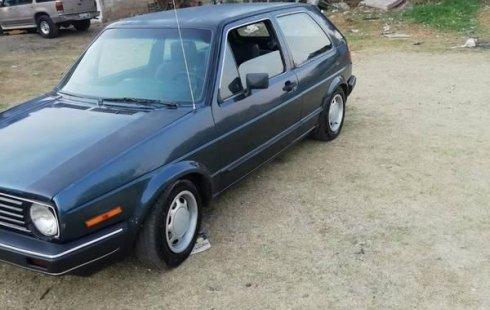 Un excelente Volkswagen Golf 1987 está en la venta