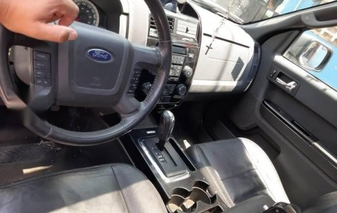 Ford Escape impecable en Nicolás Romero más barato imposible
