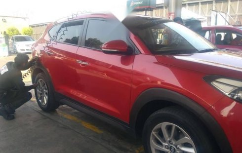 Hyundai Tucson 2016 usado