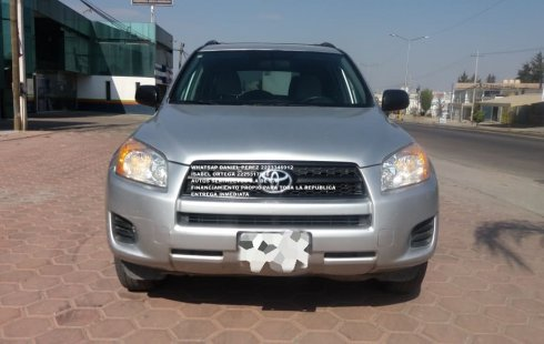 Impecable RAV-4 2011 Puebla