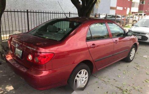 Toyota Corolla 2008 barato en Zapopan