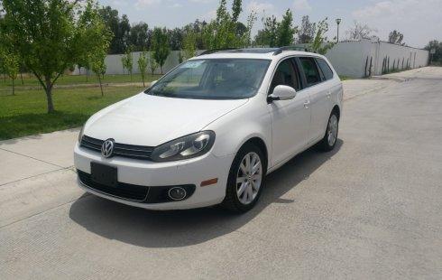 Volkswagen Golf SportWagen 2010