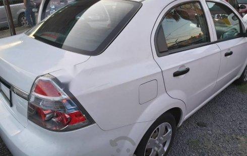 Chevrolet Aveo usado en Querétaro