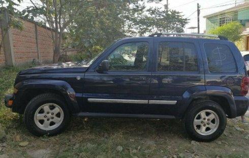 Jeep Liberty 2007 usado