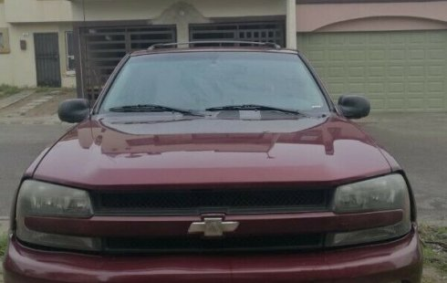 Chevrolet Trailblazer 2005 en