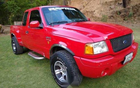 Se vende un Ford Ranger 2002 por cuestiones económicas