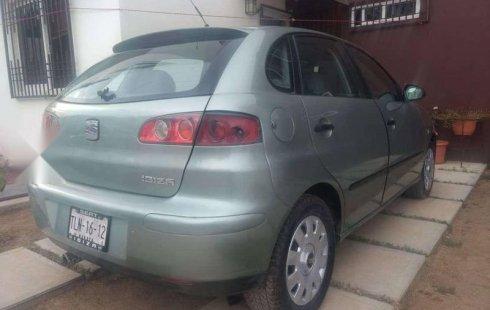 Tengo que vender mi querido Seat Ibiza 2003