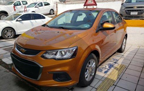 Chevrolet Sonic 2017 Standard muy buen estado
