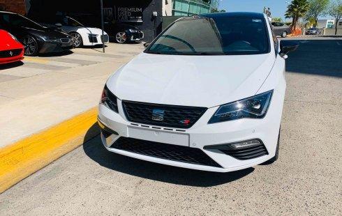 Se vende urgemente Seat Leon 2018 Automático en Zapopan