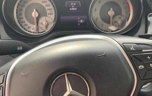 Quiero vender un Mercedes-Benz Clase CLA usado