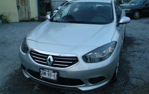 Renault Fluence impecable en Nuevo León más barato imposible