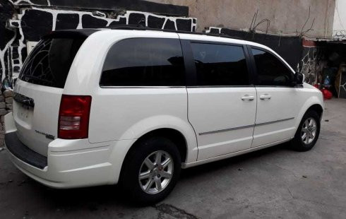 Vendo un Chrysler Town & Country