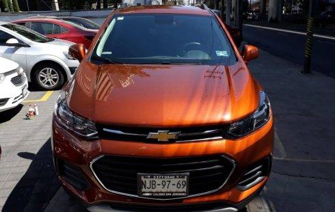 Chevrolet Trax 2019 LT Automática Cómo Nueva