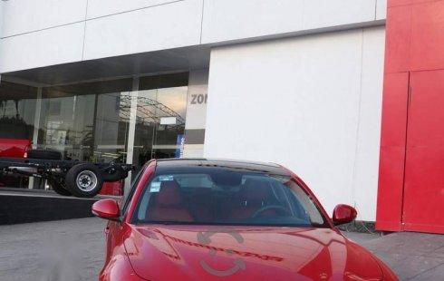 Tengo que vender mi querido Alfa Romeo Giulia 2017