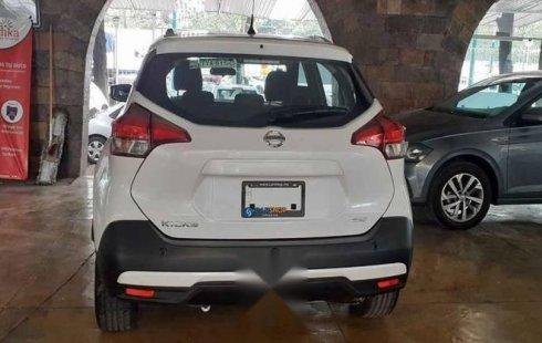 Se pone en venta un Nissan Kicks