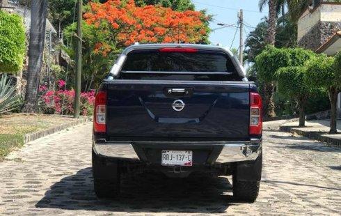Carro Nissan NP300 Frontier 2018 en buen estadode único propietario en excelente estado