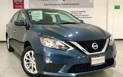 Nissan Sentra 2019 barato