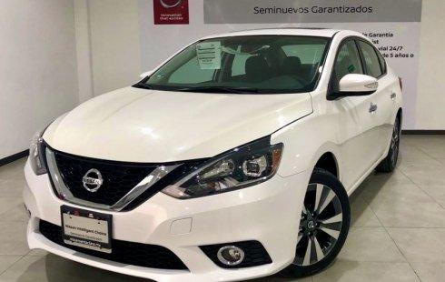 Nissan Sentra usado en Morelos