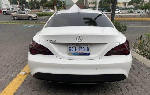 En venta un Mercedes-Benz Clase CLA 2019 Automático en excelente condición