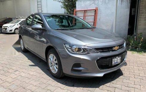 Quiero vender inmediatamente mi auto Chevrolet Cavalier 2020 muy bien cuidado
