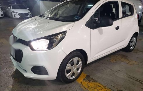 Un carro Chevrolet Beat 2020 en Cuauhtémoc