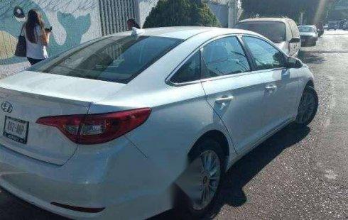En venta carro Hyundai Sonata 2016 en excelente estado