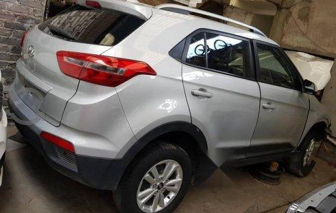 Hyundai Creta impecable en Iztapalapa