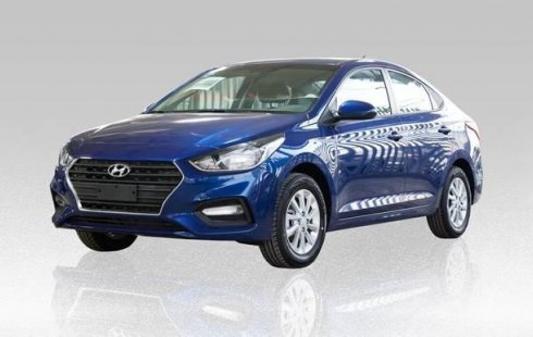 Se vende urgemente Hyundai Accent 2020 Manual en Monterrey