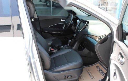 Urge!! Un excelente Hyundai Santa Fe 2018 Automático vendido a un precio increíblemente barato en San Pedro Garza García
