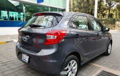 Vendo un Ford Figo impecable