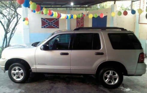 Se vende urgemente Ford Explorer 2005 Automático en Nuevo León