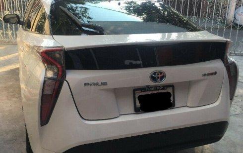 Toyota Prius 2016 barato en Tlalpan