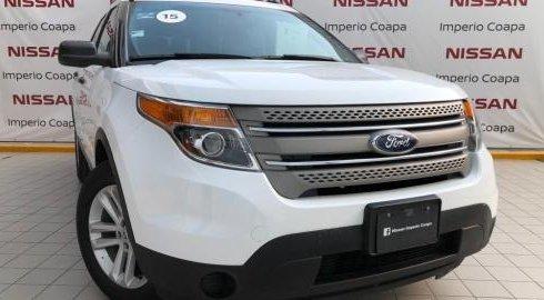 Ford Explorer 2015 barato en Tlalpan