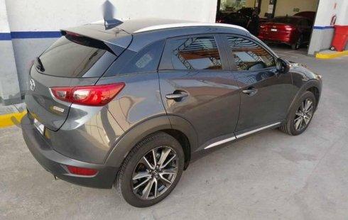 No te pierdas un excelente Mazda CX-3 2017 Automático en Coyoacán