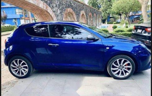Alfa Romeo Mito 2017 barato en Tlalpan