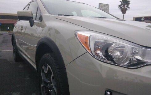 Llámame inmediatamente para poseer excelente un Subaru XV 2016 Automático