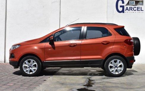 Quiero vender cuanto antes posible un Ford EcoSport 2014