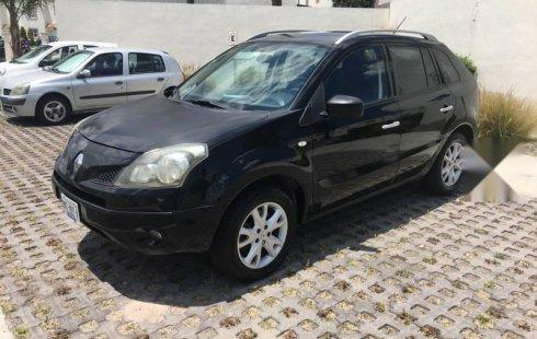 Quiero vender un Renault Koleos usado