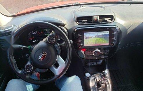 En venta un Kia Soul 2017 Automático en excelente condición