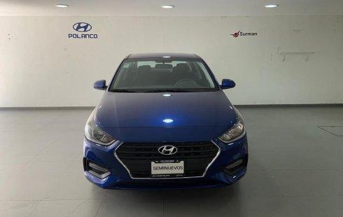 Hyundai Accent   Hyundai Accent 2018   Hyundai Accent 2018 Sedán   Hyundai Accent 2018 Azul