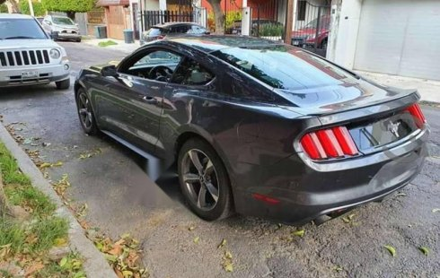 Ford Mustang 2016 barato en Gustavo A. Madero