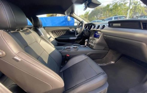 Tengo que vender mi querido Ford Mustang 2019