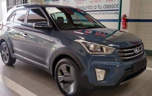 Hyundai Creta 2018 barato en Cuajimalpa de Morelos