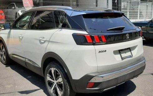 En venta un Peugeot 3008 2018 Automático muy bien cuidado