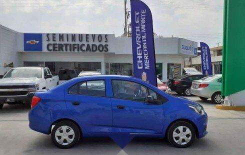 Chevrolet Beat usado en El Mante