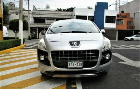 Se pone en venta un Peugeot 3008