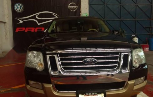 Se pone en venta un Ford Explorer